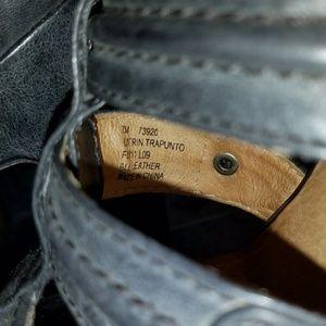 Frye Shoes - Frye strappy sandals 7M in indigo blue EUC